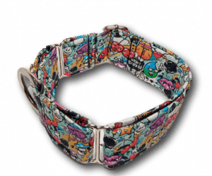 Collar Martigale o click Wow Brains!